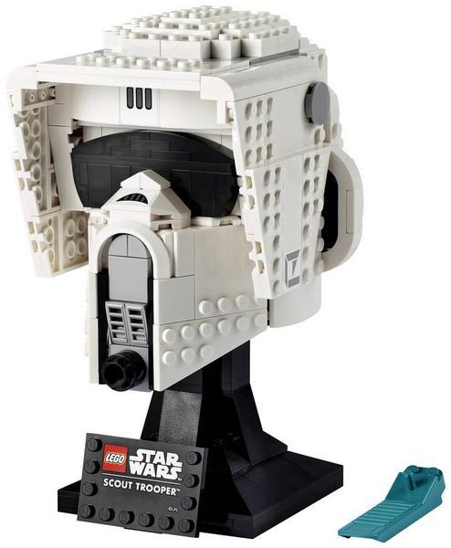 Star Wars Lego Helm 75305 Scout Trooper