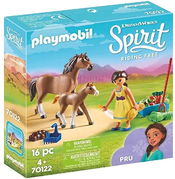 Spirit - Riding Free PRU mit Pferd und Fohlen