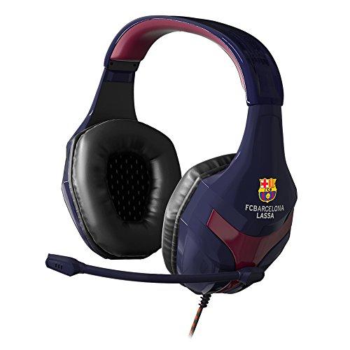 Mars Gaming MHBC - FC Barcelona Lassa Gaming Headset