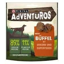 Adventuros Kostenlose Produktprobe für Hunde