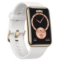Huawei Watch Fit Elegant, Frosty White