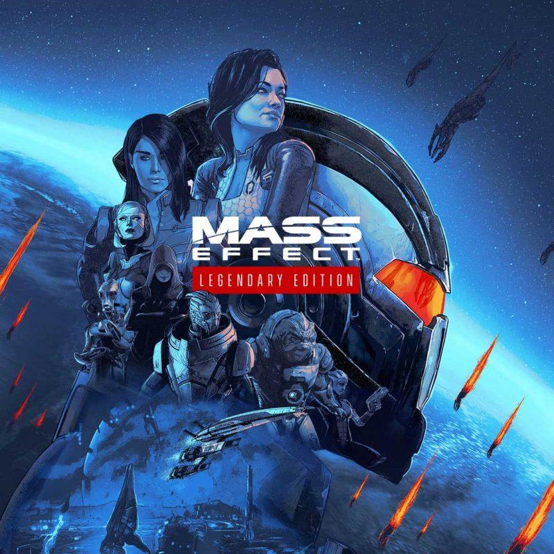 """""""Mass Effect Bonus Content"""" (PC) gratis holen Soundtrack / Comic / Artbooks"""