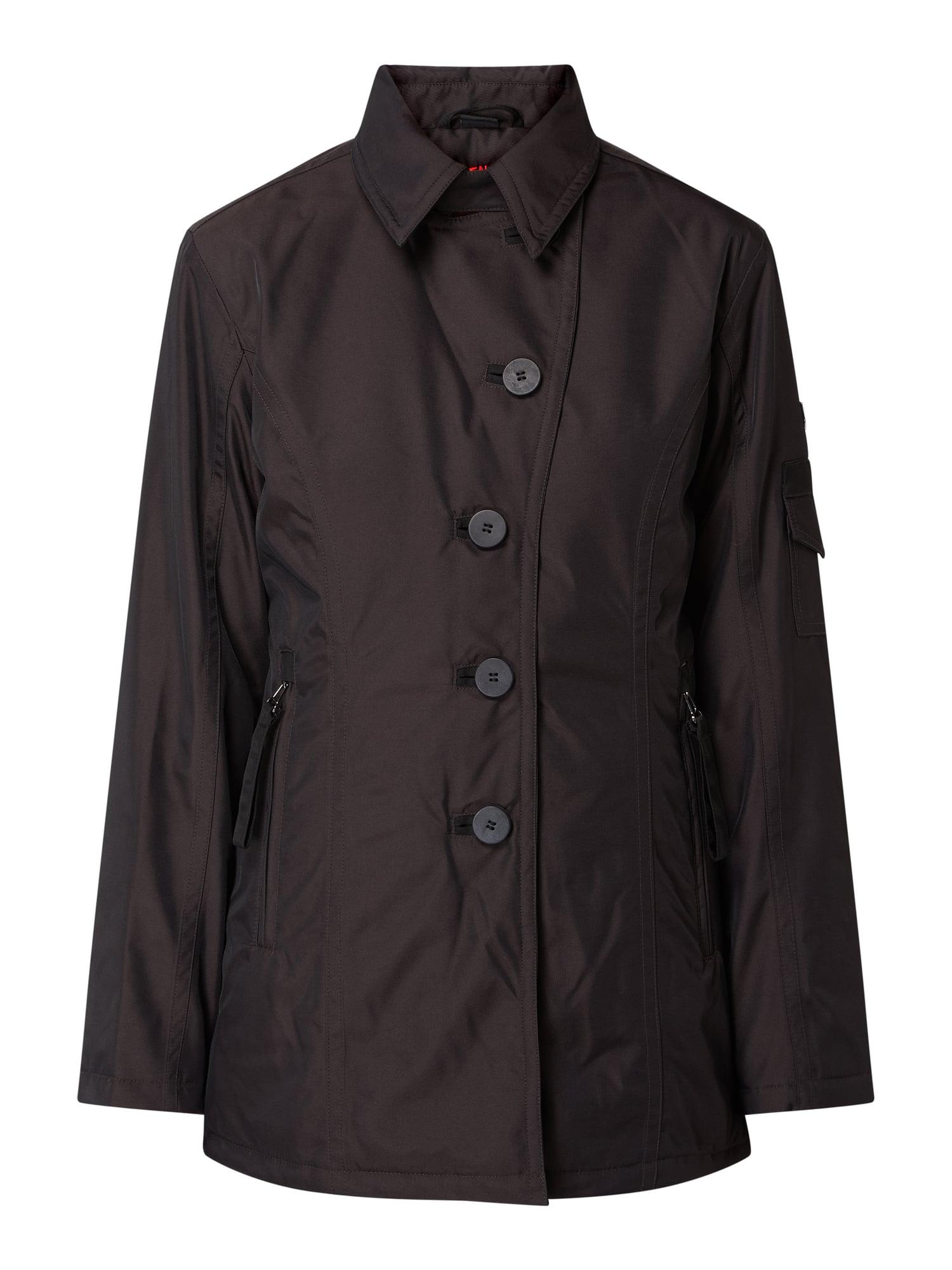 """Wellensteyn """"Transnautica 66"""" Damen Funktionsjacke mit Umlegekragen (XS-L, braun od schwarz)"""