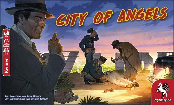 City of Angels - Brettspiel