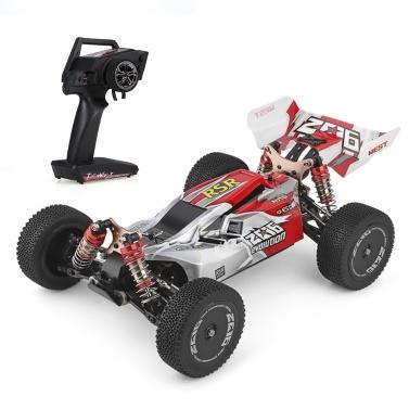 Wltoys XKS 144001 1/14 2,4G 60Km/h 4WD RC Racing Buggy