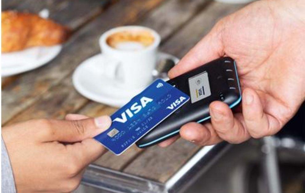 2% Cashback mit Visa auf alle Zahlungen bis 25eur