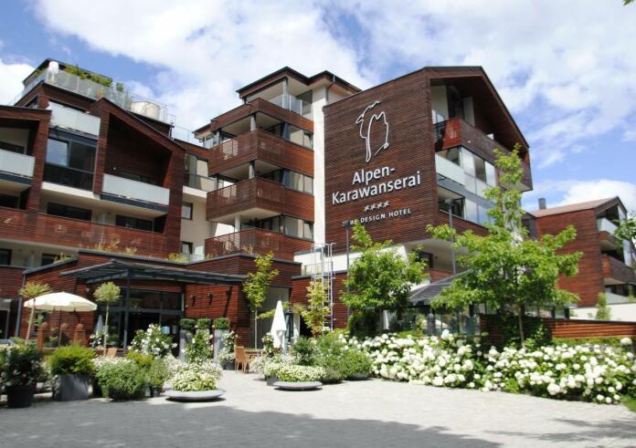 Endlich wieder Urlaub: 4*S Alpen-Karawanserai 2+1 gratis Nächte, mit kostenloser Stornierung