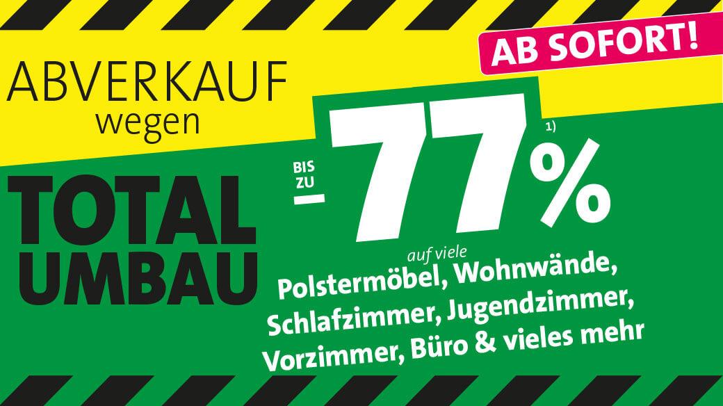 Leiner Wien Nord Abverkauf!