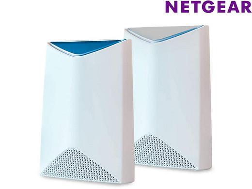 Netgear Orbi Pro SRK60 Router und Satellit Set