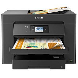 """Epson """"WorkForce WF-7835DTWF"""" 4 in 1 Tintenstrahl-Multifunktionsdrucker"""