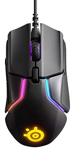 SteelSeries Rival 600 – Gaming-Maus – 12.000 CPI TrueMove3+ Dual Optical Sensor
