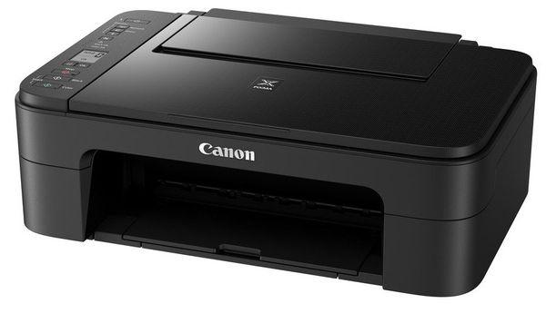 Canon Pixma TS3350, AiO Tintenstrahldrucker, schwarz od. weiß