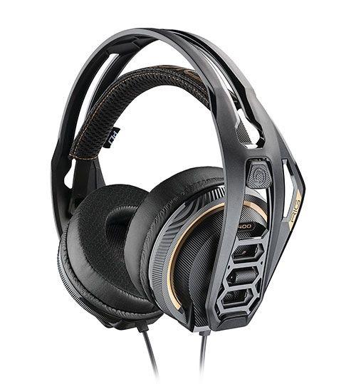 Plantronics Gaming-Headset - RIG400 Pro HC, schwarz