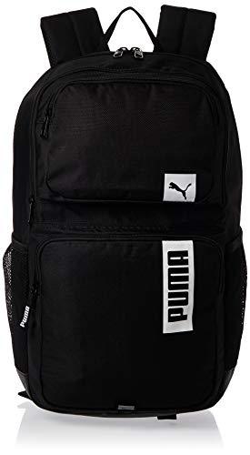 PUMA Unisex Deck Backpack Ii Rucksack in Schwarz oder Grau