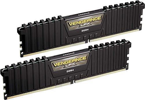 Corsair Vengeance LPX, DIMM Kit 16GB, DDR4-3000, CL15-17-17-35