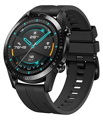 Huawei Watch GT 2 46mm schwarz (110€@Amazon / 116€@Gamibo - danach 128€ @Idealo)