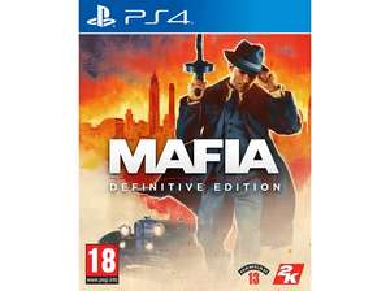 Mafia Definitive Edition für PlayStation 4 reduziert