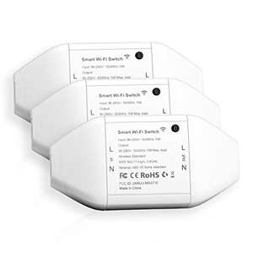 Meross Smart WLAN Schalter 3er Pack