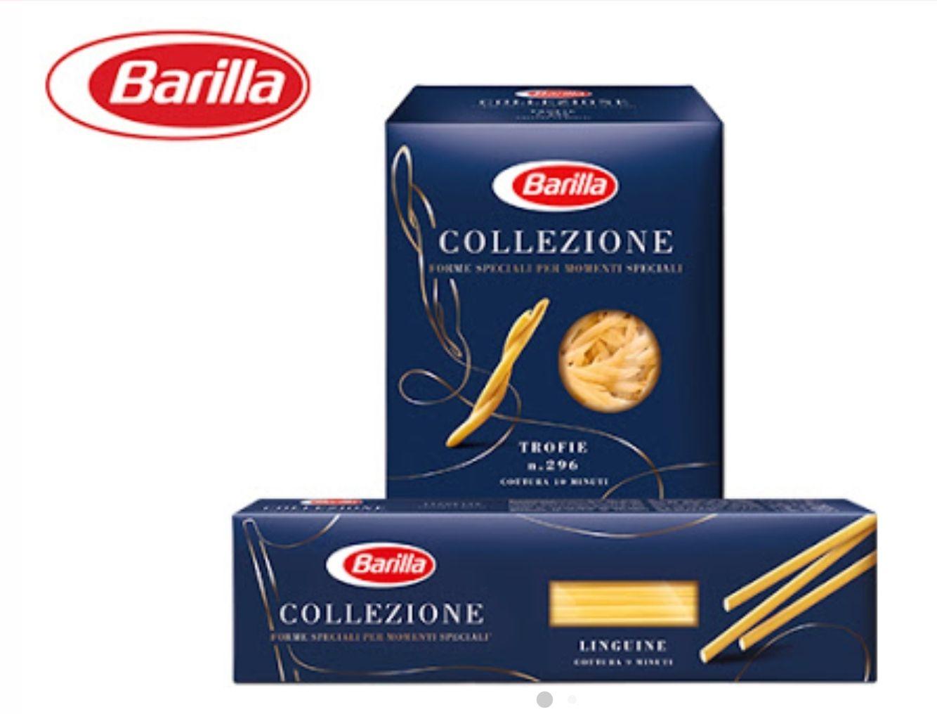 2x 500 g Barilla Collezione für je 0,24/0,29€ mit Billa Plus Sticker oder Spar/Maximarkt und Cashback über Scondoo