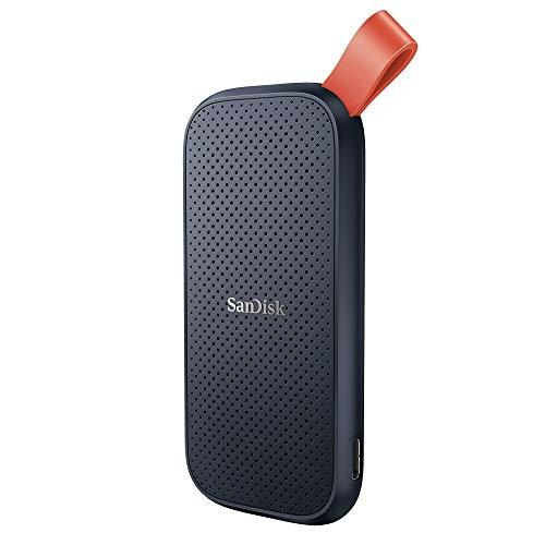 SanDisk 2 TB Portable SSD- Neue Version (2021)