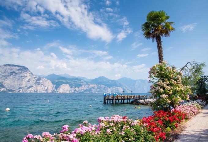 Hotel*** Garda, Affi/Gardasee, 1-2 Nächte inkl. Frühstück um 29/59€ pP