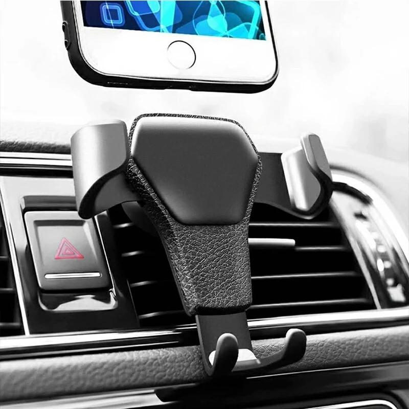 Smartphone Halterung für Autolüftung