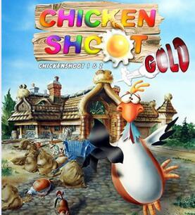 """""""Chicken Shoot Gold"""" (Windows PC) Steamkey über GrabtheGames und 4 Tasks (nur für nicht limitierte Steam Accounts)"""