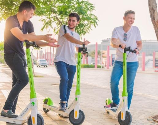 Kiwi Ride: 10€ Gratis E-Scooter Guthaben
