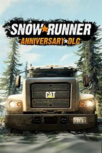 """SnowRunner - Anniversary DLC"" (XBOX / PlayStation / PC) gratis"
