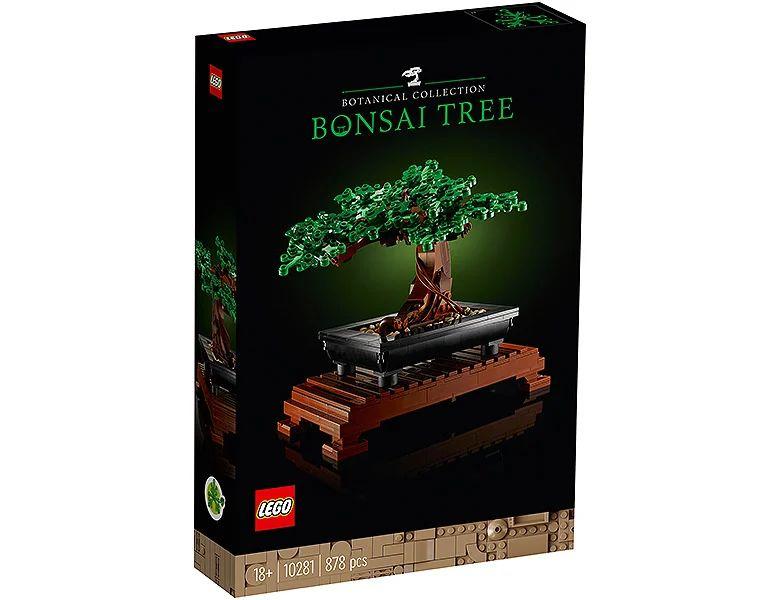 [offline Müller] LEGO Creator Expert Bonsai Baum
