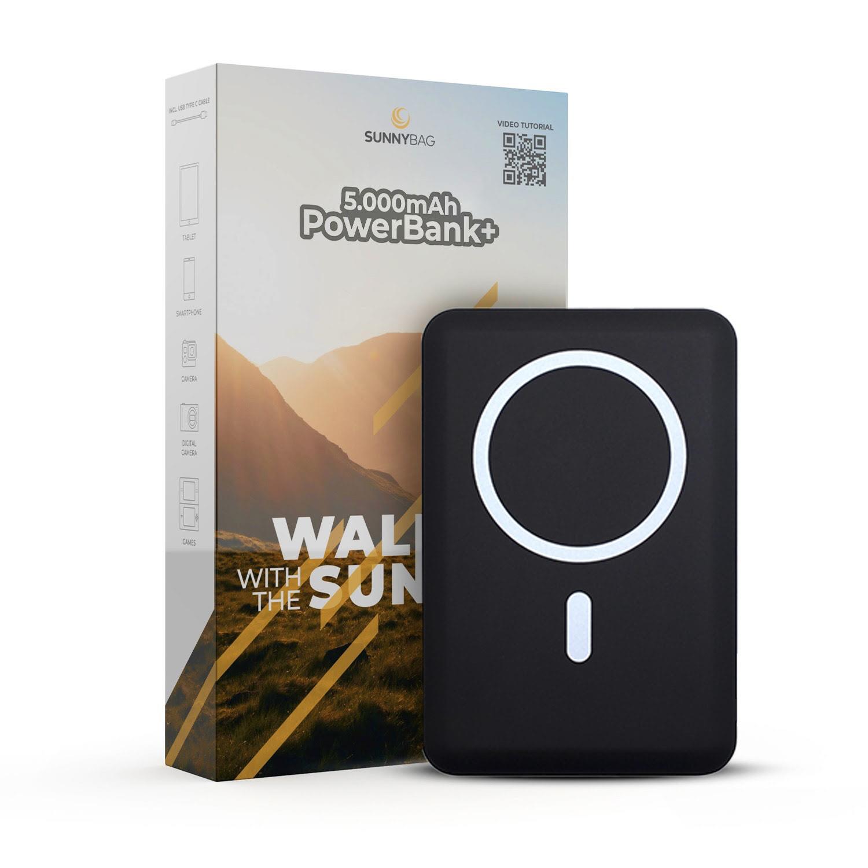 Sunnybag POWERBANK+ 5.000mAh mit u.A. Apple MagSafe