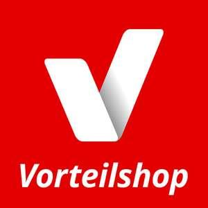 Vorteilshop: 26% Rabatt auf alles (MBW 25€) + gratis Versand