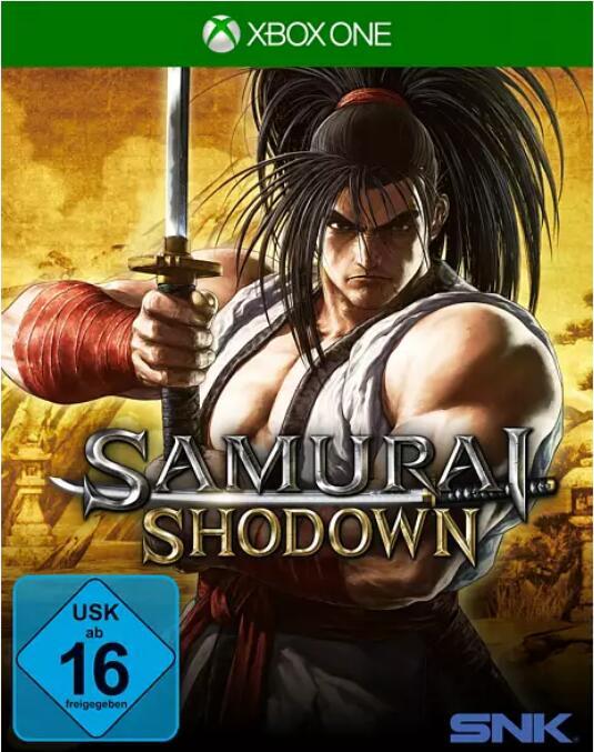 """Samurai Shodown"" (Xbox One) zum Kampfpreis bei Media Markt"
