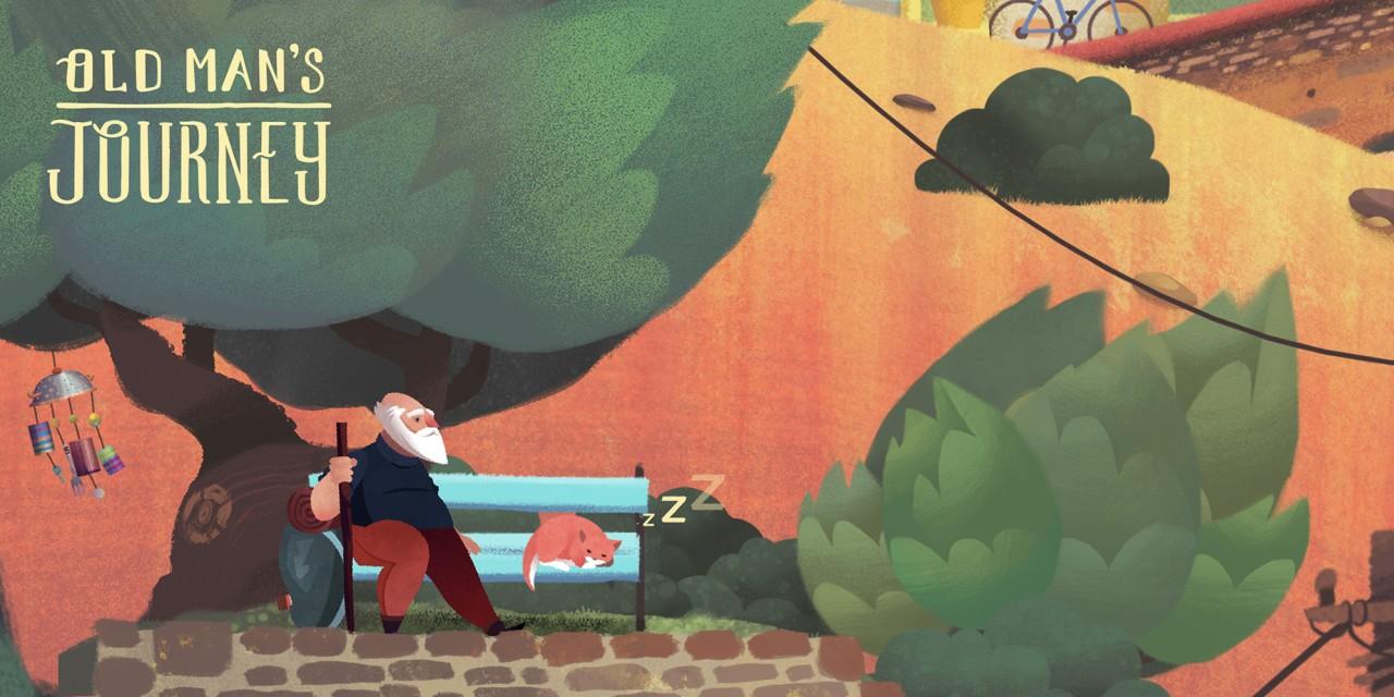 Old Man´s Journey - Wunderschönes Switch Spiel von österreichischem Entwickler