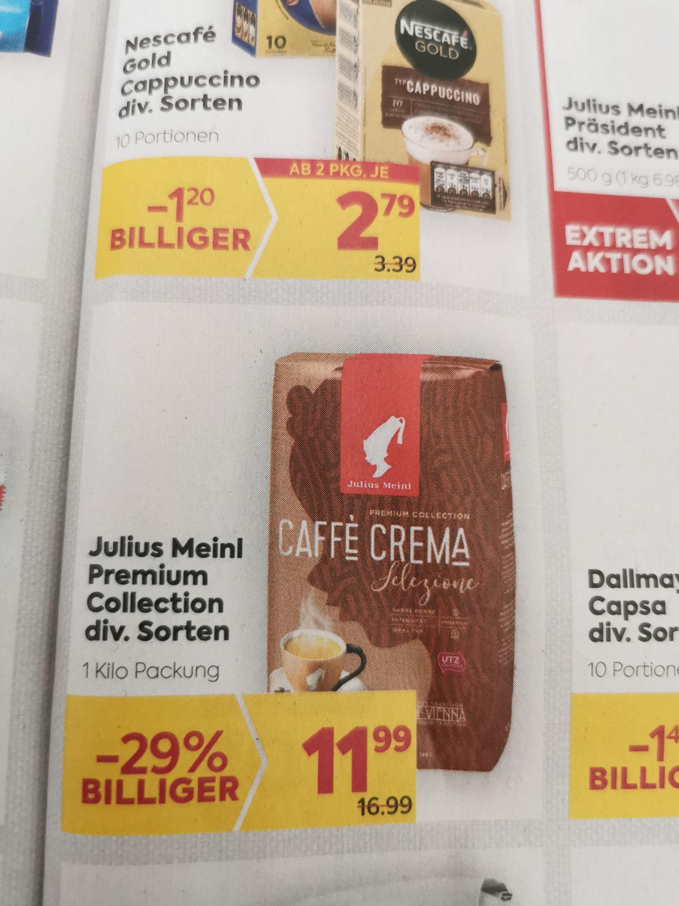 Julius Meinl Premium Collection