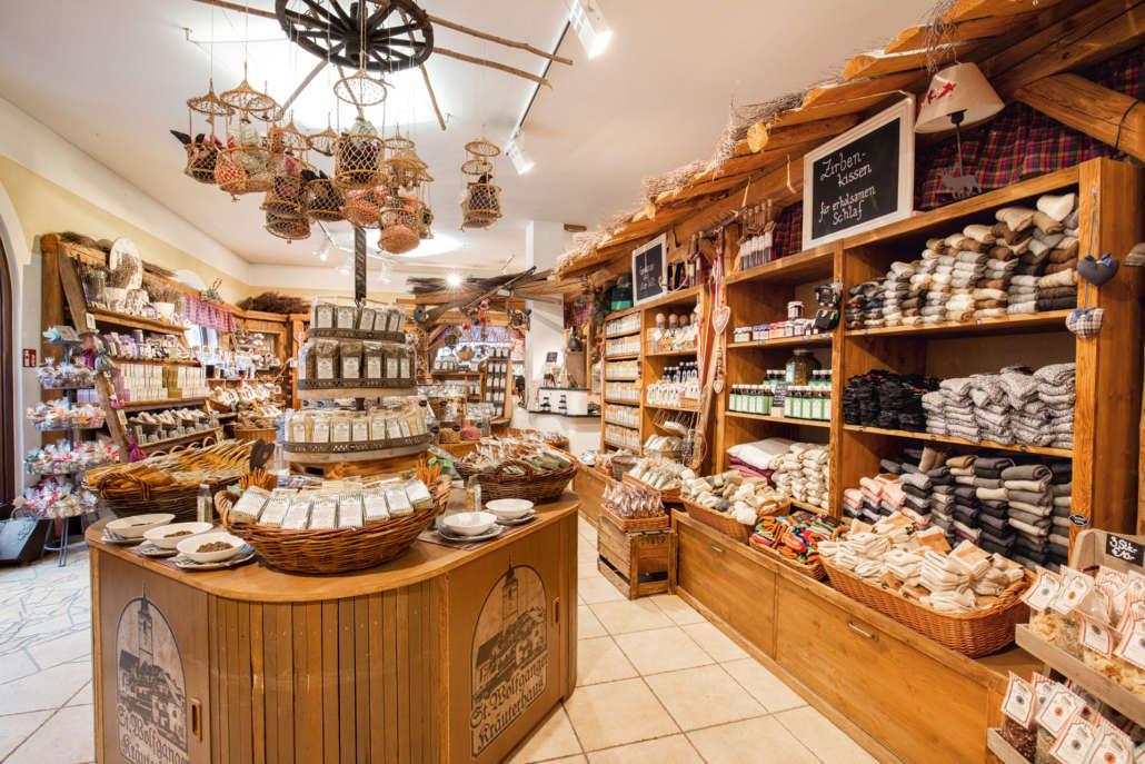 Gratis Honigbienen Zuckerl (+3,75€ Versand) - 20% auf Alles im St. Wolfganger Kräuterhaus - ab 25€ gratis Versand