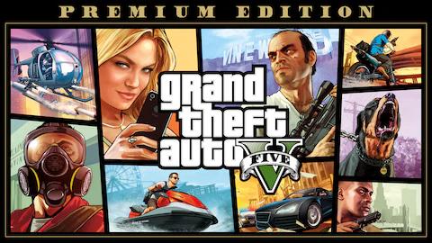 EPIC GAMES   Grand Theft Auto 5 PE