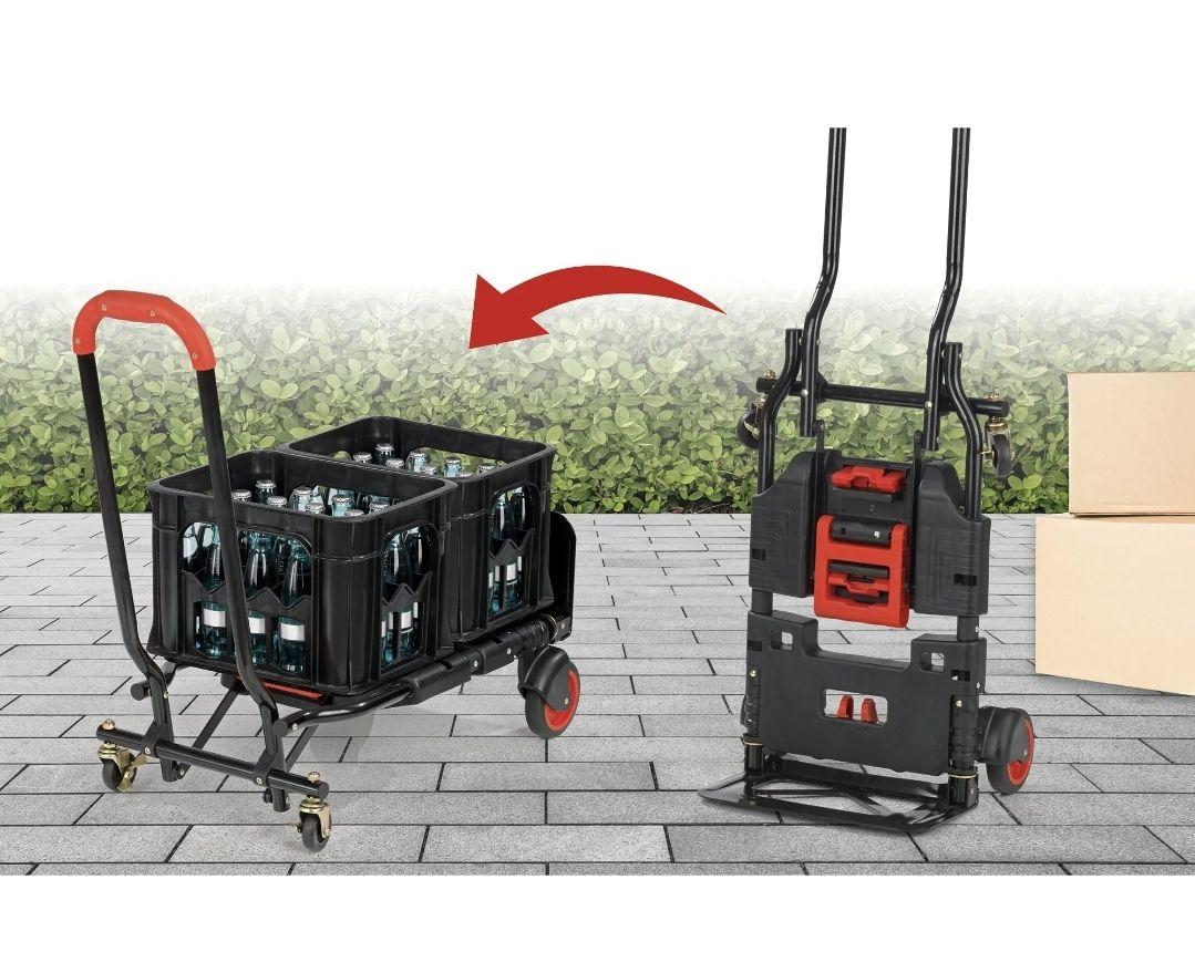 Maxmee Transportkarre bis 120 kg Tragkraft
