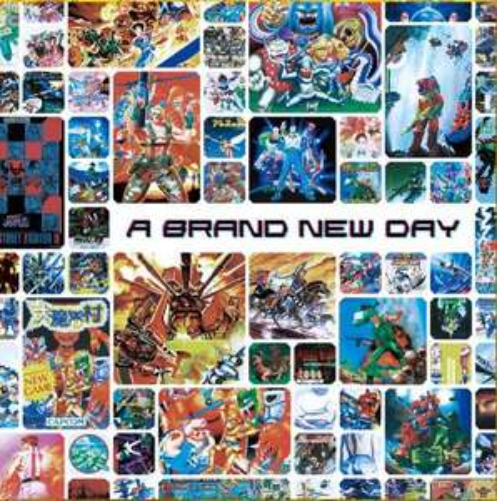 "Capcom Arcade Stadium (inkl. 1943 -The Battle of Midway + Logo Wallpaper gratis) + DLC ""Mini-Album Track 1 - A Brand New Day"" gratis"