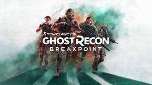 Spielen Sie Tom Clancys Ghost Recon Breakpoint (Wochenende) KOSTENLOS | PC PS4 und Xbox
