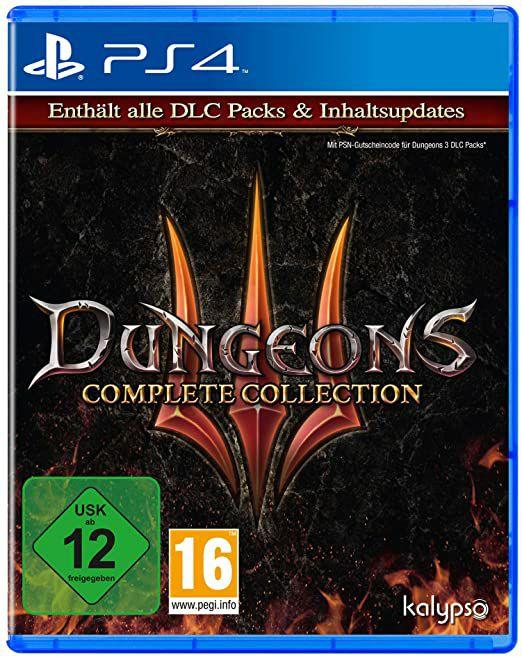 BESTPREIS! Dungeons 3 Complete Collection um 5,49 beim Mediamarkt!