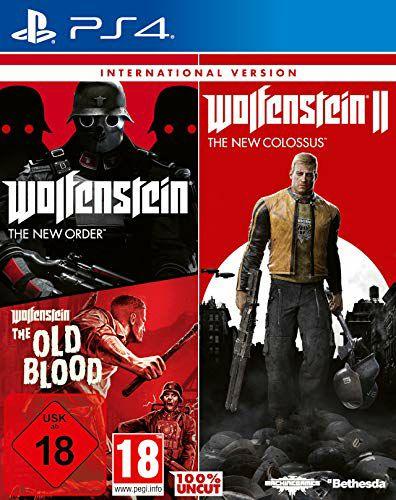 Wolfenstein Triple Pack (International Version) um 17,14!!