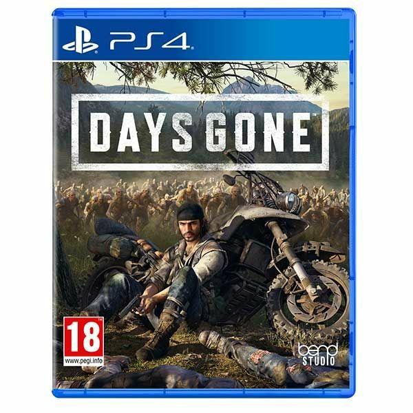 Days Gone für die PS4 bei Libro um 12,99!!