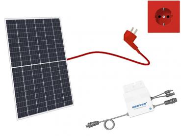 [Alpha Solar] Balkonkraftwerk 320Wp inkl Mikrowechselrichter