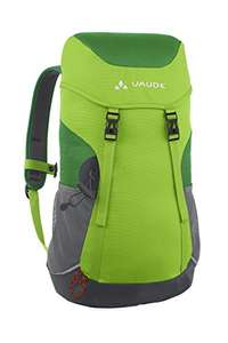 Vaude Puck 14 Kinderrucksack, grün