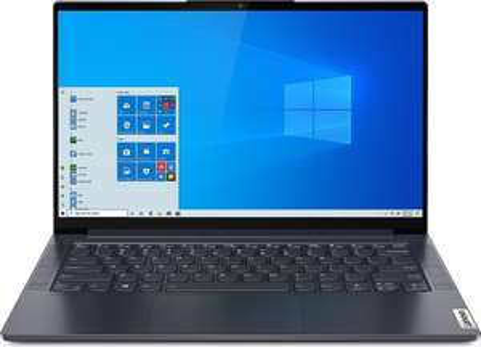 "Lenovo Yoga Slim 7 14ARE05 (82A200ALGE) 14"", Ryzen 5 4500U, 512GB/16GB, 100% sRGB matt, Slate Grey"