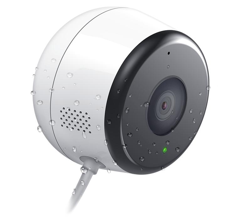 D-Link Full HD Outdoor Wi‑Fi Camera
