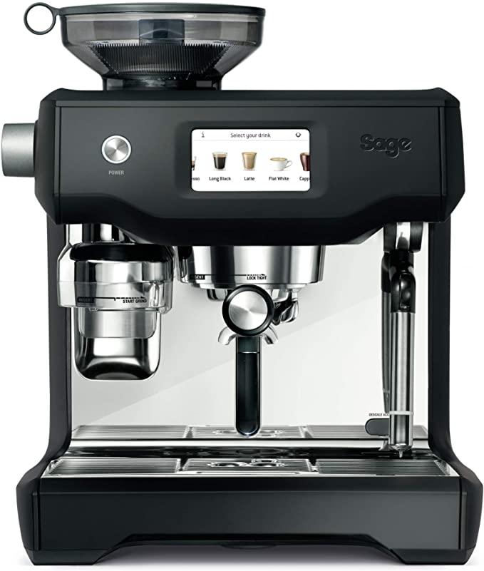 """Sage """"SES990BTR"""" The Oracle Touch Siebträger Kaffeemaschine - neuer Bestpreis"""