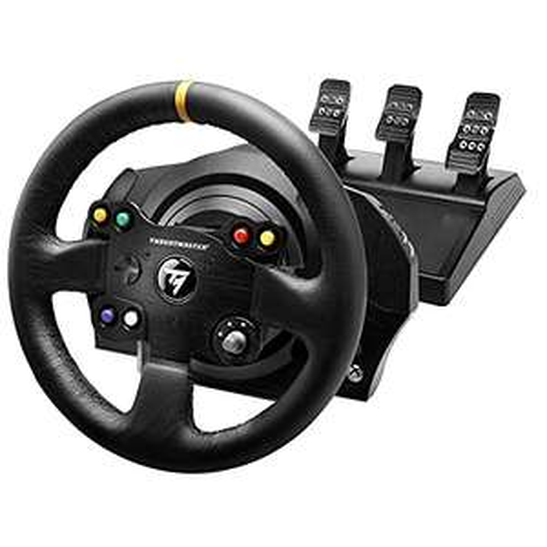 "(PC/XBox) Thrustmaster ""TX Racing Wheel"" Leather Edition - neuer Bestpreis"