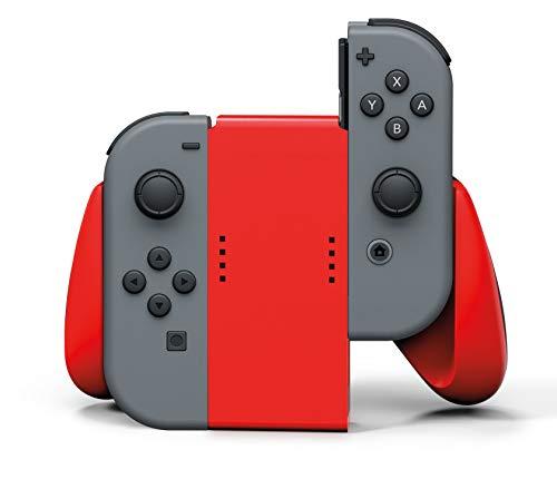 PowerA Joy-Con Comfort Grip, rot (Nintendo Switch)